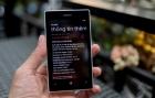 Trên tay Nokia Lumia 525: Lumia Black, RAM 1GB