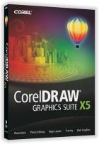 Phần mềm Corel Draw X5