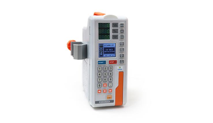 Máy bơm tiêm điện Ampall IP-7700 (Ảnh 1)