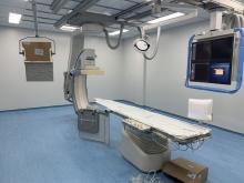 Lắp đặt  chụp mạch xóa nền Allura Xper FD20 BV Hà Tĩnh