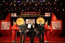 TRAMATCO Đạt danh hiệu Sản phẩm vàng Dịch vụ vàng 2018