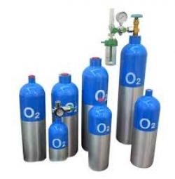 Bình oxy 1.5 lít