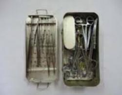 Bộ dụng cụ phẫu thuật trung phẫu 31 chi tiết