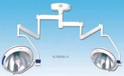 Đèn mổ treo trần 2 Nhánh KL700/500-III