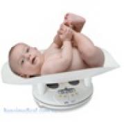Cân trẻ sơ sinh điện tử LAICA BF2051