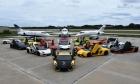 Gia Lai Team khoe 10 siêu xe Aventador cùng máy bay cá nhân