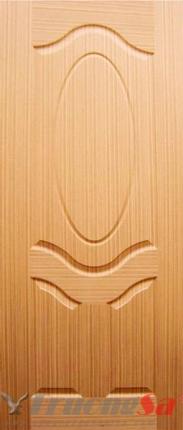 Cửa gỗ HDF Veneer.3A - Sapele