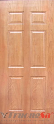 Cửa gỗ HDF Veneer.6A - XoanDao