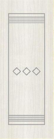 Cửa nhựa gỗ SYB - 115