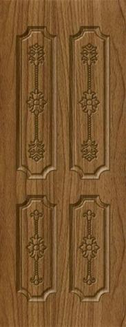 Cửa nhựa gỗ SYB - 231