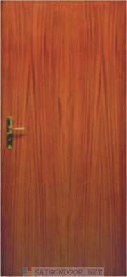 Cửa gỗ công nghiệp MDF- P1