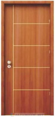Cửa gỗ công nghiệp MDF- P1R1