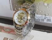 Đồng hồ nam cao cấp Casio Gold Elegant