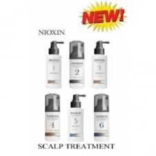 TINH CHẤT ĐIỀU TRỊ CHỐNG RỤNG NIOXIN SCALP TREATMENT 100ML 1 2 3