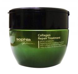 HẤP PHỤC HỒI THẢO DƯỢC COLLAGEN SOPHIA - OBSIDIAN 500ML