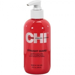 Kem tạo nếp CHI Straight Guard Smoothing Styling Cream 251g