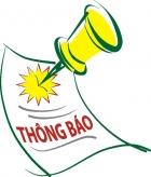 THÔNG BÁO TỪ MỸ PHẨM TÓC CHÍNH HÃNG - TP HCM
