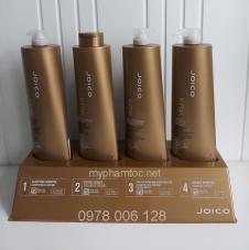 BỘ PHỤC HỒI 4 BƯỚC JOICO K-PAK HAIR REPAIR SYSTEM 1000ML