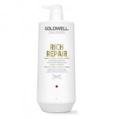 DẦU GỘI PHỤC HỒI TÓC HƯ TỔN GOLDWELL RICH REPAIR 1000ML