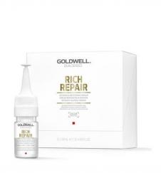 HUYẾT THANH ĐẶC TRỊ TOC HƯ TỔN Goldwell RICH REPAIR 12x18ml