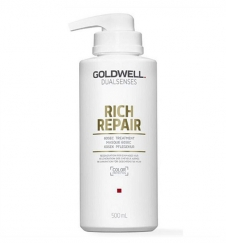 MẶT NẠ Ủ 60S GOLDWELL RICH REPAIR DUALSENSES RESTORING 500ML