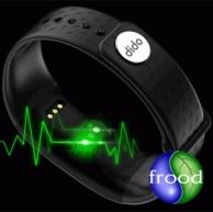 Vòng đo sức khỏe Dido S1