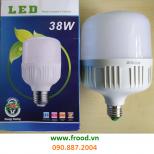 Bóng đèn LED 38w E27