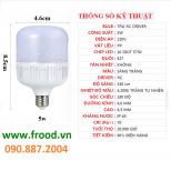 Combo 2 Bóng đèn LED tiết kiệm 5w
