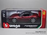 FERRARI CALIFORNIA - 1/24 -Mô hình Ferrari Cali T - Bburago - Đỏ