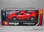 FERRARI ENZO - 1/24 - Mô hình xe Ferrari Enzo - Bburago - Đỏ