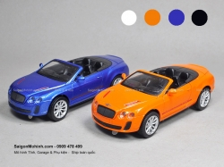 BENTLEY CONVERTIBLE MUI TRẦN -1/32