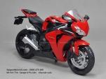 HONDA CBR1000R- RED - JOYCITY - 1/12