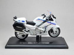 Mô tô 1/18 - Yamaha FJ1300 Police - Trắng - Maisto