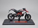 Mô tô 1/18 - Ducati Hyper motard -Trắng Đỏ - Maisto