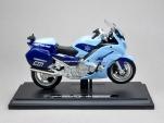 Mô tô 1/18 - Yamaha FJ1300 Police Xanh - Maisto