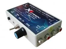Bộ kích âm thanh điện thoại và chuyển đổi âm thanh KTS SOUND LIFTING EQUIPMENT sử dụng cho quán Bar - Karaoke - Disco chuyên nghiệp.            Bộ chuyển đổi âm thanh và kích âm thanh điện thoại sử dụng cho phò