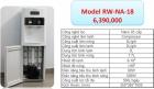 Xu hướng sử dụng máy lọc nước R.O nóng lạnh để tiết kiệm chi phí