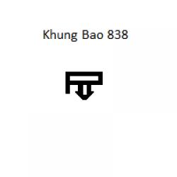 Khung Bao 838