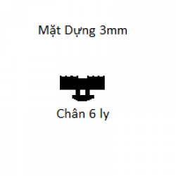 Mặt Dựng 3ly
