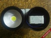 Đèn ống bơ cob 12w