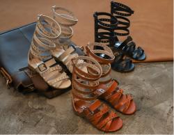 Sandal chiến binh bé gái xinh
