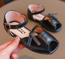 sandal rọ hở mũi xinh