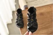 Sandal Chiến Binh cổ thấp