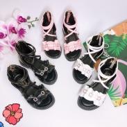 Sandal chiến binh bé gái