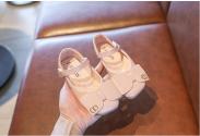 Giày búp bê bé gái mềm 166