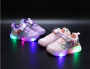 giày thể thao kitty có đèn