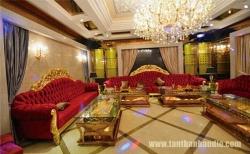 sofa phòng karoke (mẫu1)