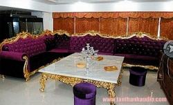 Sofa phòng karoke (mẫu5)