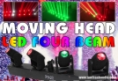 Đèn Moving Head LED Four Beam