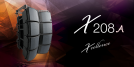 Loa Line Array  X208A
